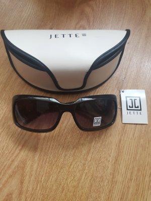 Jette Gafas de sol ovaladas negro