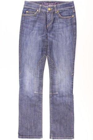 Jette Jeansy z prostymi nogawkami Bawełna