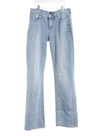 Jette Straight-Leg Jeans blau Casual-Look
