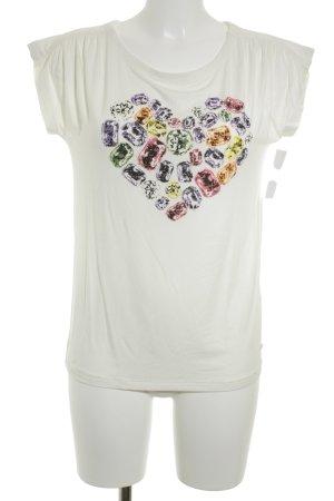 Jette T-Shirt mehrfarbig Casual-Look