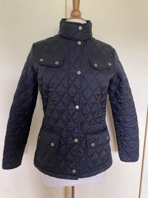 Barbour Quilted Jacket black polyamide