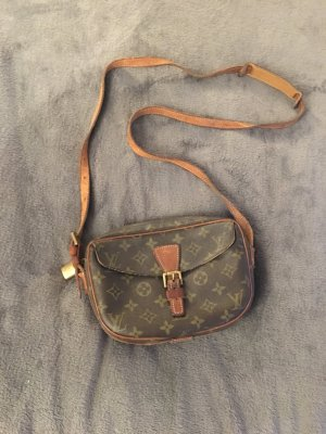 Jeune Fille Vintage Monogram Cross Body Bag
