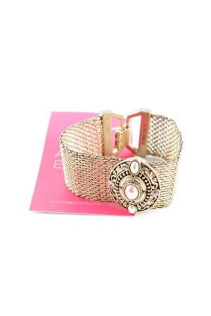 JEWELMINT Pulsera color oro elegante