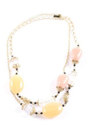 JEWELMINT Halskette mehrfarbig Elegant