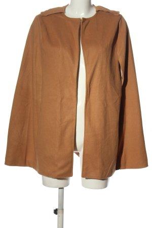 JEYKAY Poncho marrón look casual