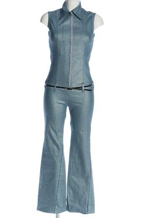 Jiggy Jumpsuit blau Casual-Look