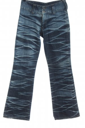 Jiggy Boot Cut Jeans blue casual look