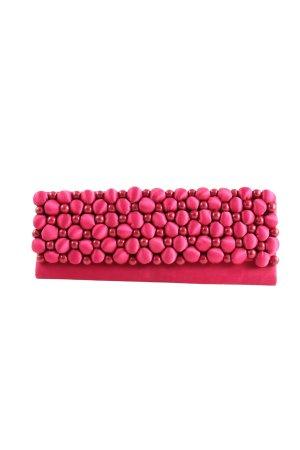 JIGSAW Clutch pink Elegant