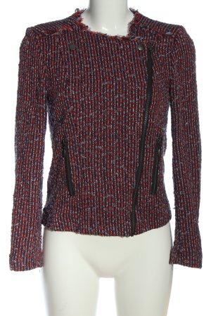 JIGSAW Tweed Blazer red-blue business style