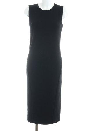 Jil Sander Abendkleid schwarz Elegant