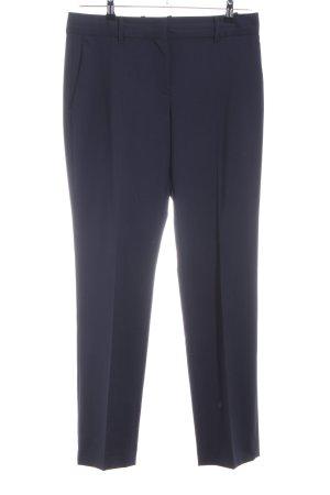 Jil Sander Pantalon de costume bleu style d'affaires