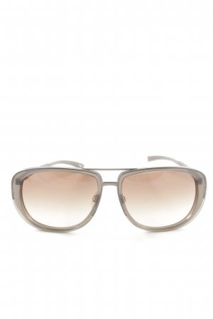 Jil Sander Glasses color gradient casual look