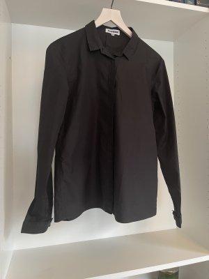 Jil Sander Koszula z długim rękawem czarny