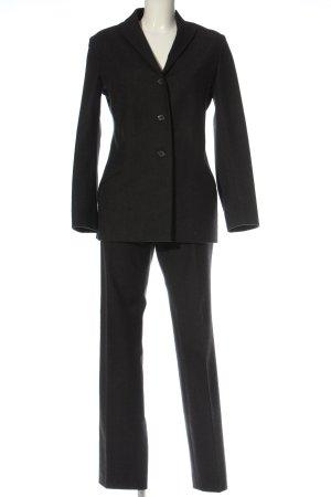 Jil Sander Traje de pantalón negro estilo «business»