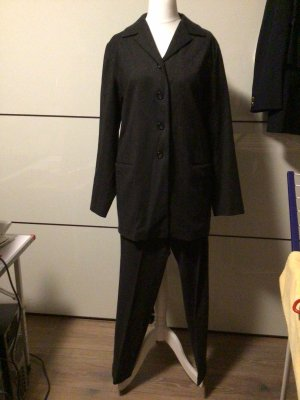 Jil Sander Trouser Suit black