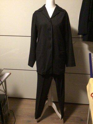 Jil Sander Tailleur pantalone nero