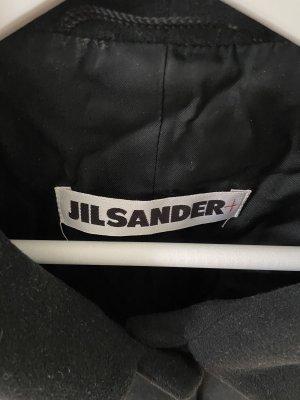 Jil Sander Wollen blazer zwart Angorawol