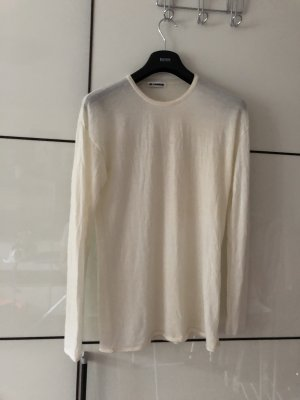 Jil Sander Cashmere Jumper cream-natural white