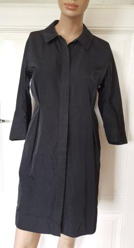 Jil Sander Robe chemisier noir polyester