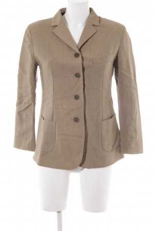 Jil Sander Kurz-Blazer beige Business-Look