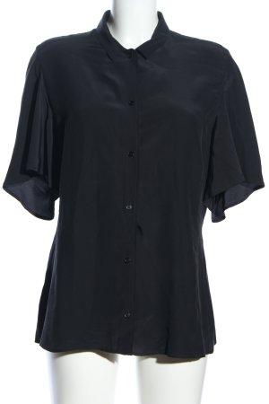 Jil Sander Short Sleeve Shirt black casual look
