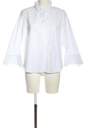 Jil Sander Koszula z długim rękawem biały W stylu biznesowym