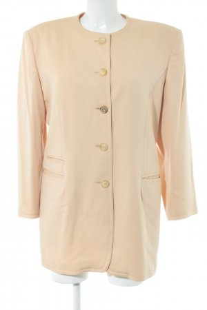 Jil Sander Long-Blazer nude-creme Business-Look