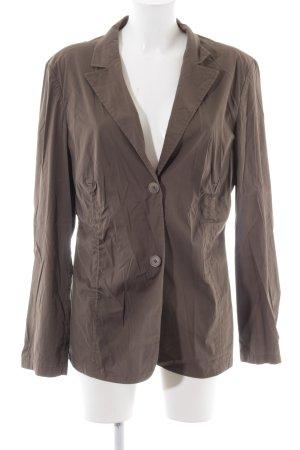 Jil Sander Long-Bluse braun schlichter Stil
