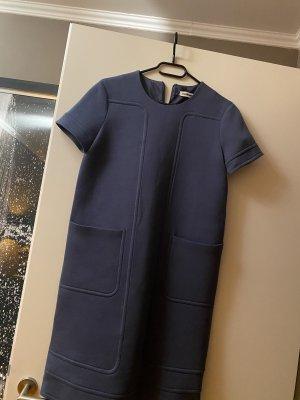 Jil Sander M blau Kleid