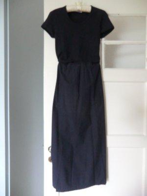 Jil Sander Midi Kleid mit Cut Out Detail, Gr. 38. Sehr guter Zustand!