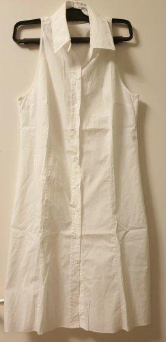 Jil Sander Vestido tipo blusón blanco
