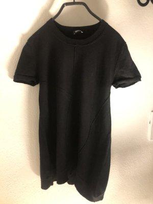 Jil Sander Navy Kaszmirowy sweter czarny