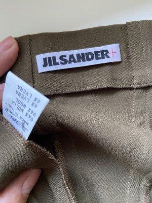 Jil Sander Gonna a tubino multicolore