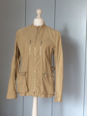 Jil Sander Safari Jacket cream cotton