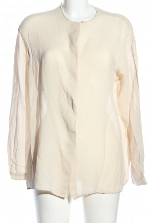 Jil Sander Slip-over Blouse natural white casual look