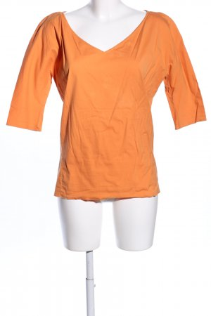 Jil Sander Slip-over Blouse light orange casual look