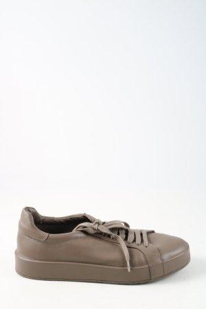 Jil Sander Chaussures à lacets brun style décontracté