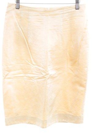 Jil Sander Silk Skirt apricot elegant