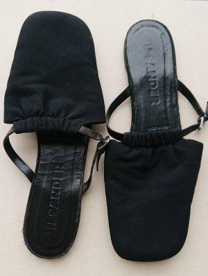 Jil Sander Zapatos formales sin cordones marrón oscuro