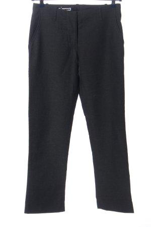 Jil Sander Pantalon en jersey gris clair moucheté style décontracté