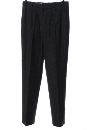Jil Sander Pantalone jersey grigio chiaro puntinato stile casual