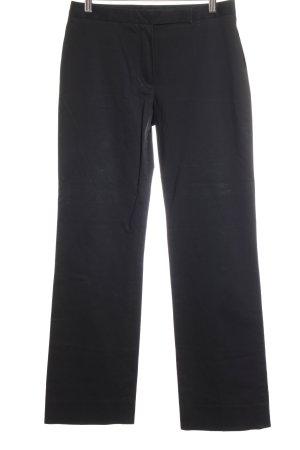 Jil Sander Spodnie materiałowe czarny W stylu biznesowym