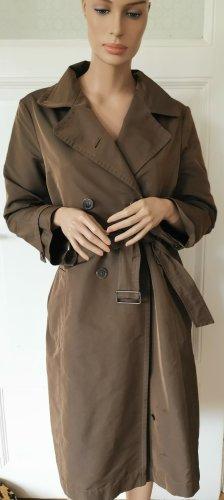 Jil Sander Trenchcoat brun polyester