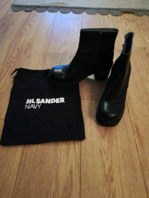 Jilsander Navy Boots
