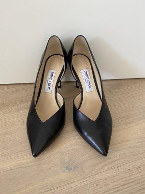 Jimmy Choo Classic Court Shoe black