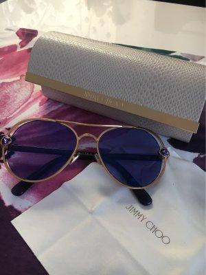 Jimmy Choo Glasses dark violet