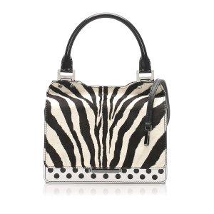 Jimmy Choo Amy Pony Hair Handbag