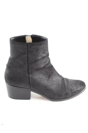 Jimmy Choo Ankle Boots schwarz Business-Look