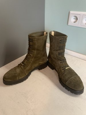 Jimmy Choo Chukka boot multicolore cuir