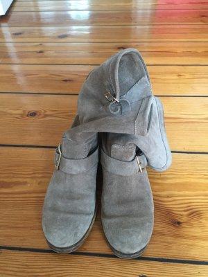 Jimmy Choo Boots, Leder, Gr. 39